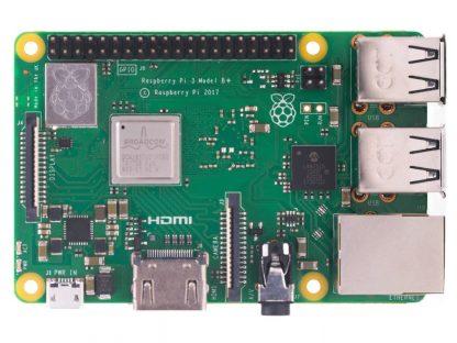 Raspberry Pi 3 Model B+ - tietokone