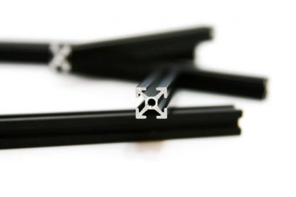 MakerBeam-profiili 600 mm 1 kpl