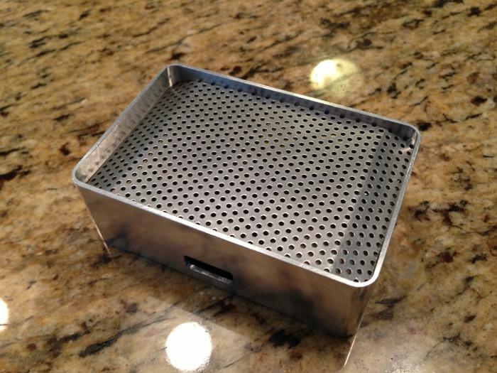uniPi Case - alumiininen kotelo Raspberry Pi:lle (Kickstarter)