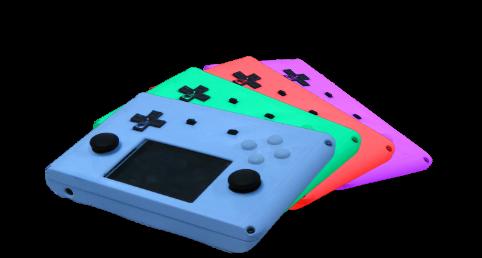 eNcade - kannettava Raspberry Pi-pelikonsoli (Kickstarter)