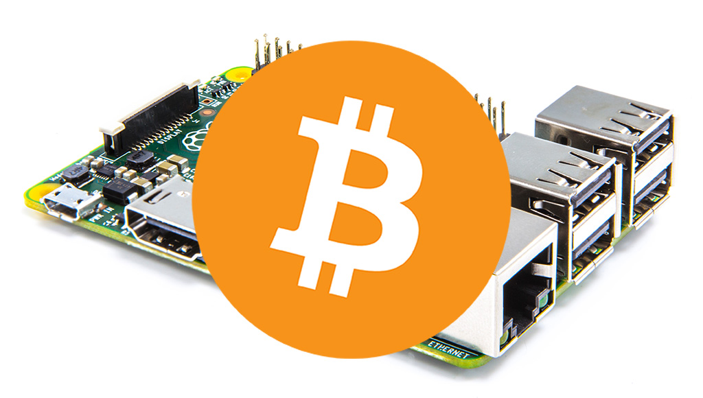 Bitcoin-node Raspberry Pi:llä