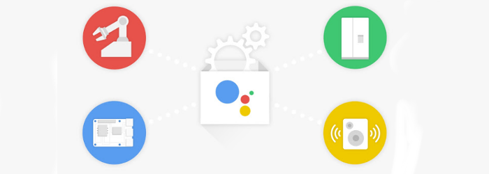 Äänentunnistusta Google Assistantin avulla