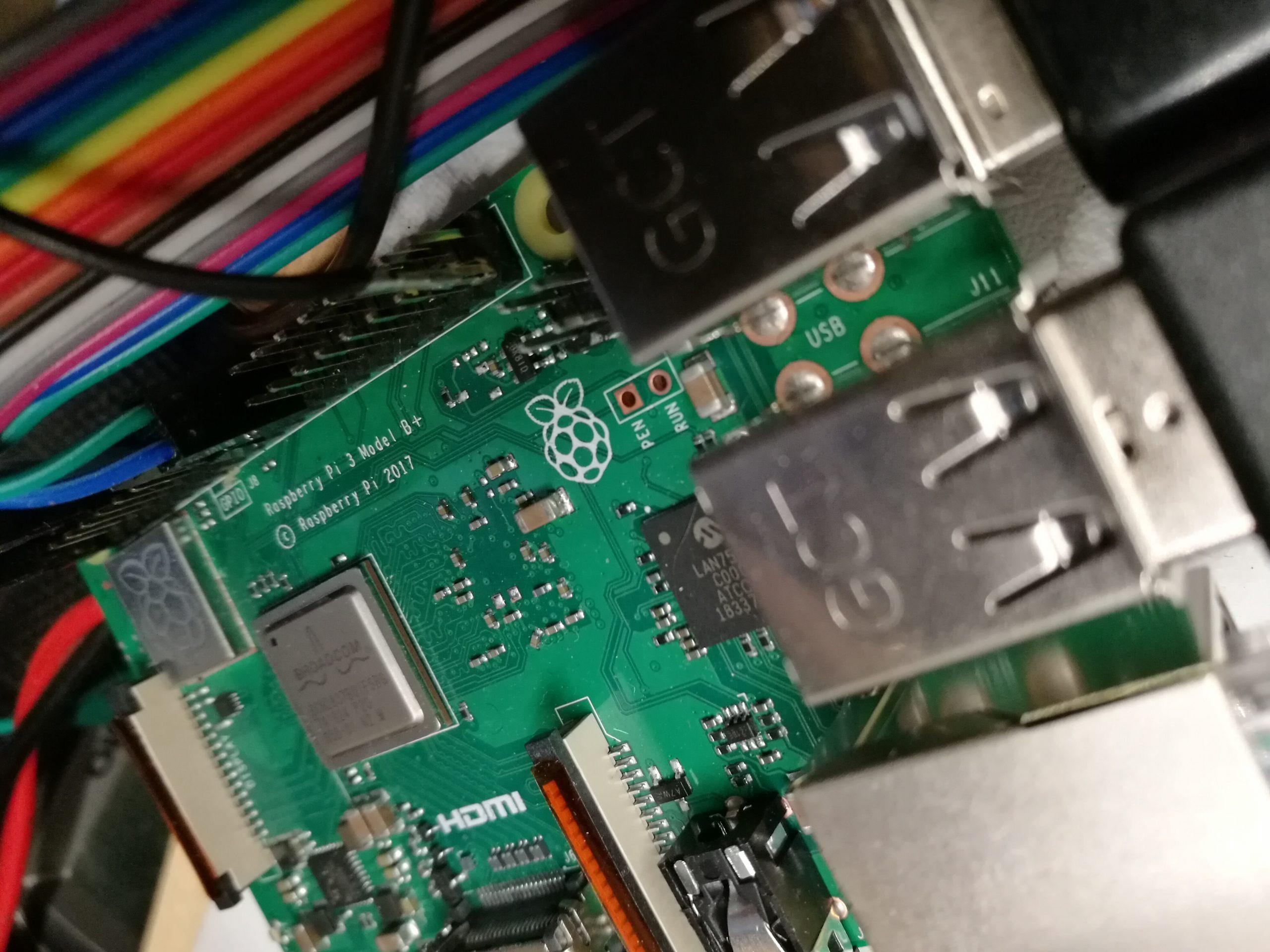 Raspberry Pin käyttö ilman näyttöä