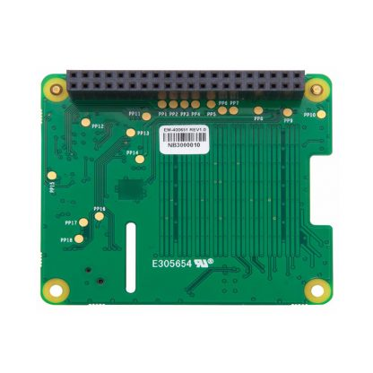 Raspberry Pi Sense Hat - virallinen sensorilevy