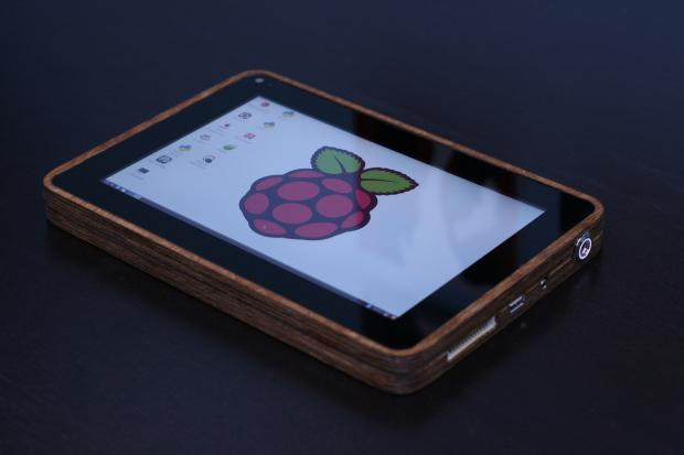 Kuinka rakensin Raspberry Pi:stä tabletin