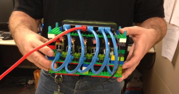 Nvidia kertoo: näin teet Raspberry Pi-servericlusterin