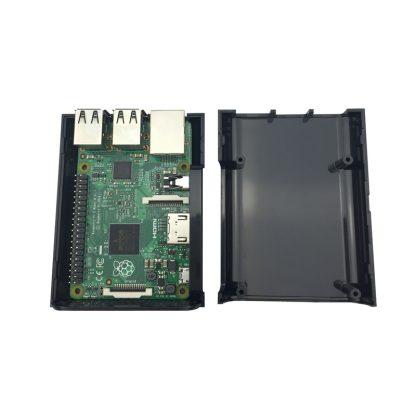 ABS-muovikotelo Raspberry Pi:lle