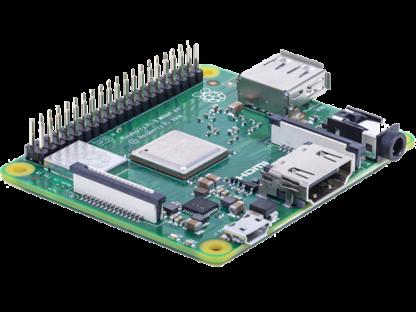 Raspberry Pi 3 Model A+ -tietokone