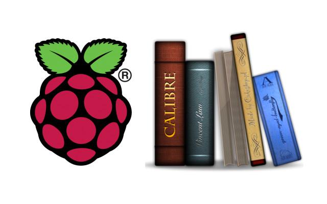 Tee Raspberry Pi:stä e-kirjaserveri