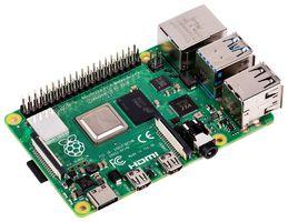 Raspberry Pi 4 Model B - tietokone