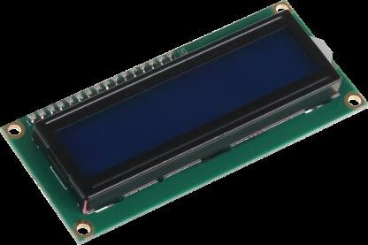 16x2 LCD-näyttö