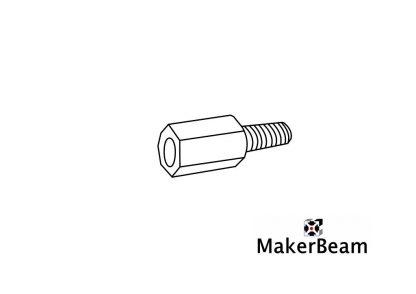 Asennussarja MakerBeamiin
