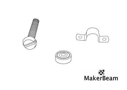 Saranalaakeri MakerBeam