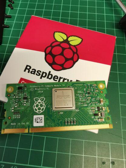 Raspberry Pi Compute Module 3+, sisäinen massamuisti