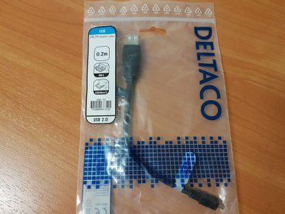Raspberry Pi Zeron USB-sovitinkaapeli 20 cm