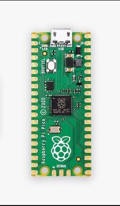 Raspberry Pi Pico -paketti